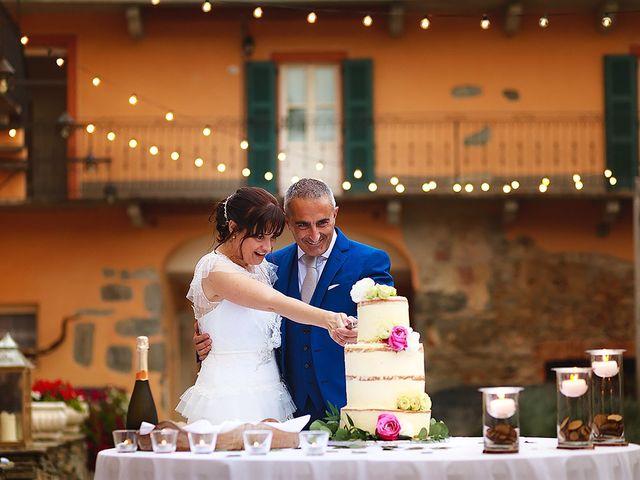 Il matrimonio di Andrea e Laura a Invorio, Novara 42