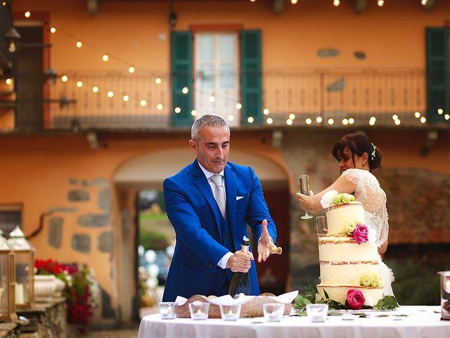 Il matrimonio di Andrea e Laura a Invorio, Novara 43