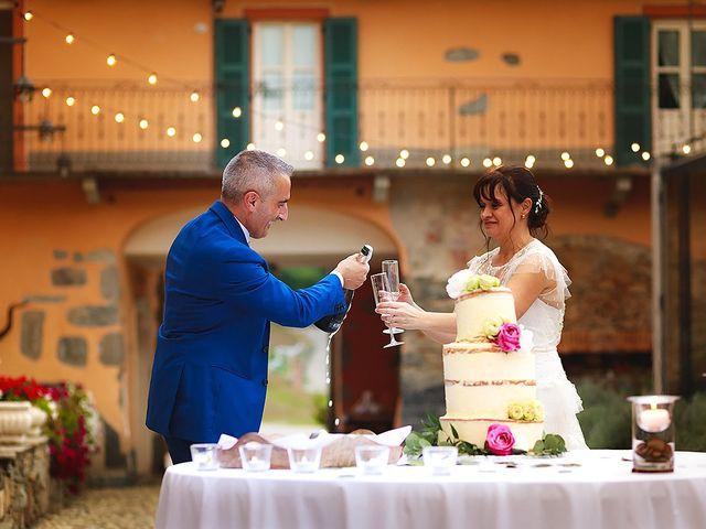 Il matrimonio di Andrea e Laura a Invorio, Novara 44