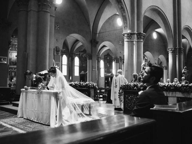 Il matrimonio di Margherita e Luca a Modena, Modena 23