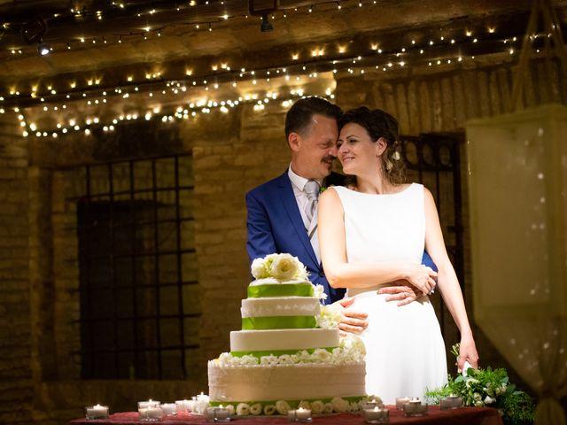 Il matrimonio di Margherita e Luca a Modena, Modena 85