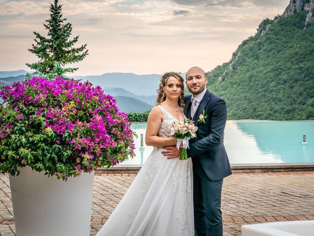 Le nozze di Mariano e Annalisa