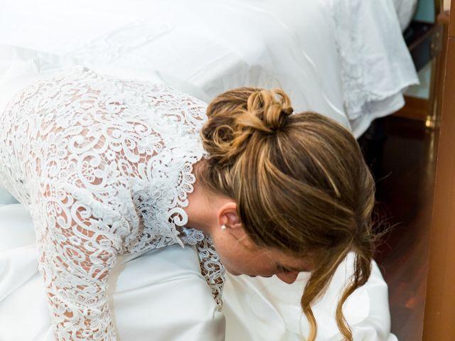 Il matrimonio di Filippo e Giulia a San Paolo d'Argon, Bergamo 5