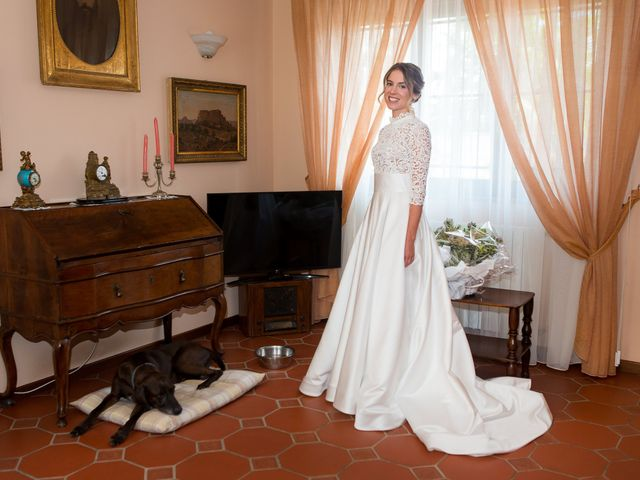 Il matrimonio di Filippo e Giulia a San Paolo d'Argon, Bergamo 6