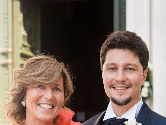 Il matrimonio di Filippo e Giulia a San Paolo d'Argon, Bergamo 8