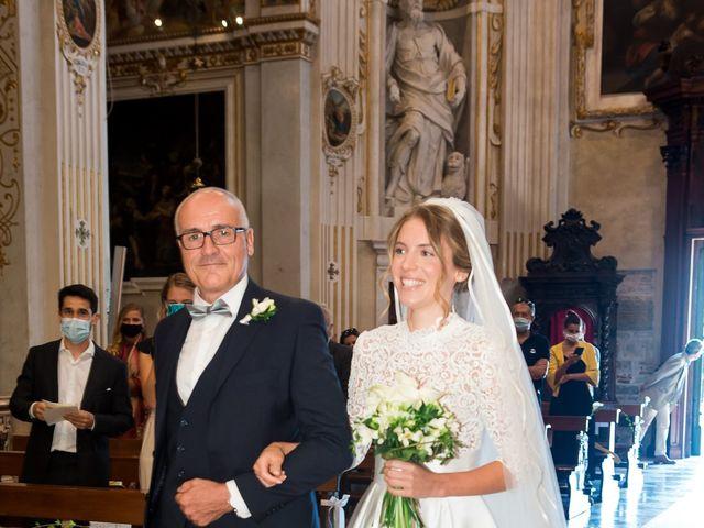 Il matrimonio di Filippo e Giulia a San Paolo d'Argon, Bergamo 10