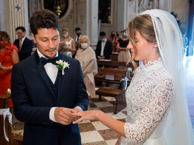 Il matrimonio di Filippo e Giulia a San Paolo d'Argon, Bergamo 12
