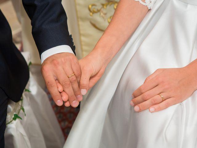 Il matrimonio di Filippo e Giulia a San Paolo d'Argon, Bergamo 13