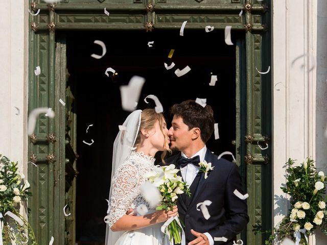 Il matrimonio di Filippo e Giulia a San Paolo d'Argon, Bergamo 16