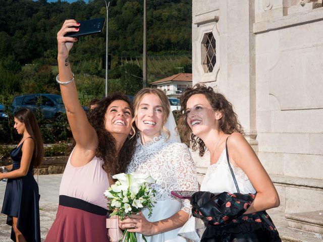 Il matrimonio di Filippo e Giulia a San Paolo d'Argon, Bergamo 18