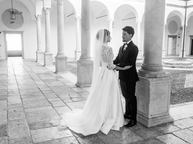 Il matrimonio di Filippo e Giulia a San Paolo d'Argon, Bergamo 1