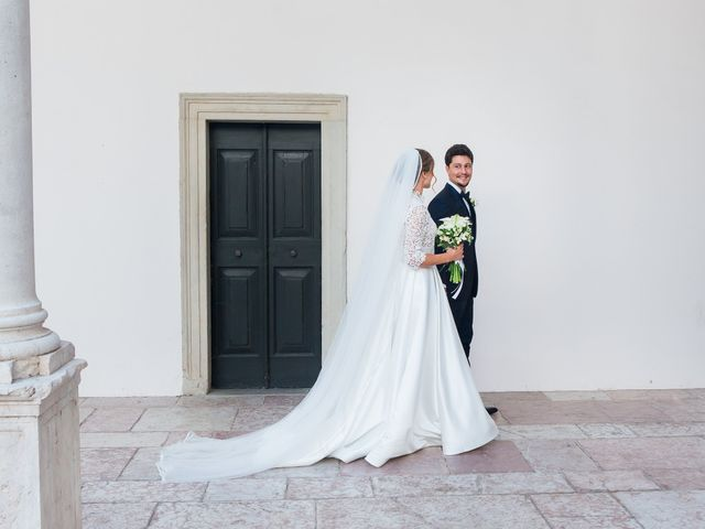 Il matrimonio di Filippo e Giulia a San Paolo d'Argon, Bergamo 19