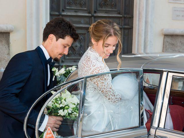 Il matrimonio di Filippo e Giulia a San Paolo d'Argon, Bergamo 21