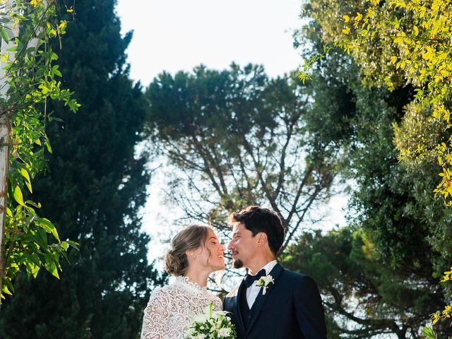 Il matrimonio di Filippo e Giulia a San Paolo d'Argon, Bergamo 23