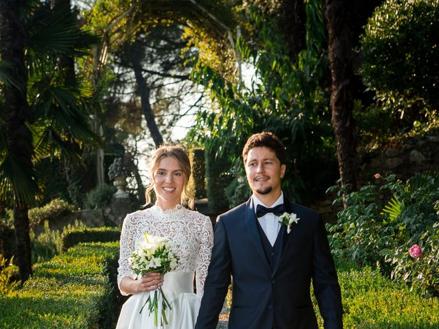 Il matrimonio di Filippo e Giulia a San Paolo d'Argon, Bergamo 22