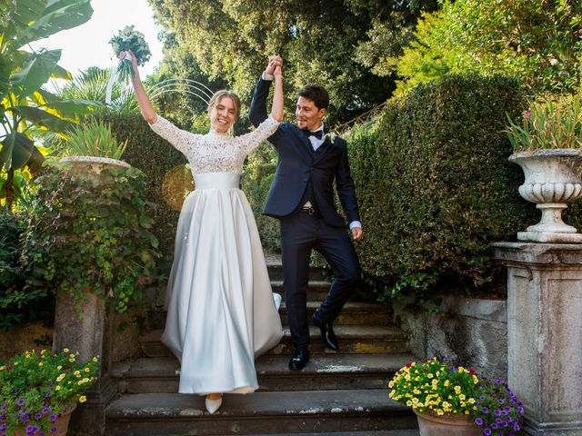 Il matrimonio di Filippo e Giulia a San Paolo d'Argon, Bergamo 24