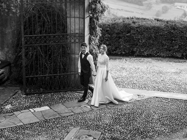 Il matrimonio di Filippo e Giulia a San Paolo d'Argon, Bergamo 27