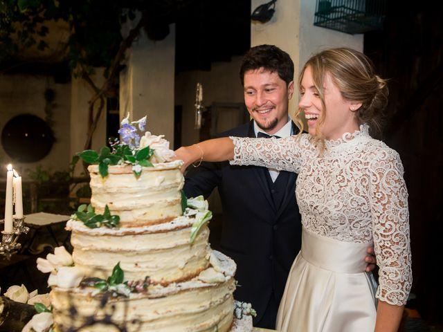 Il matrimonio di Filippo e Giulia a San Paolo d'Argon, Bergamo 29