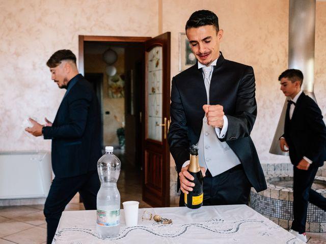 Il matrimonio di Alessio e Martina a Acquasparta, Terni 11