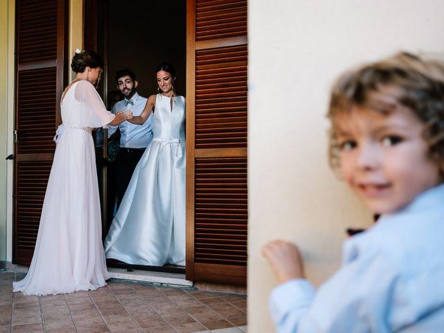 Il matrimonio di Alessio e Martina a Acquasparta, Terni 18