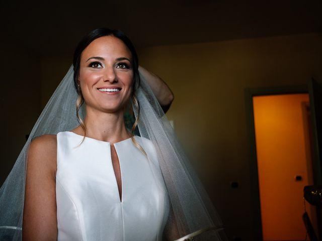 Il matrimonio di Alessio e Martina a Acquasparta, Terni 20
