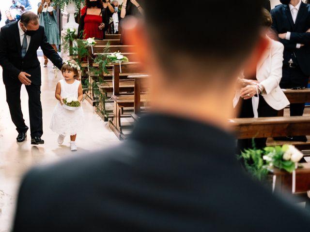 Il matrimonio di Alessio e Martina a Acquasparta, Terni 24