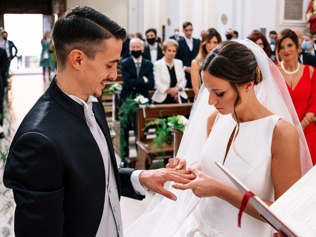 Il matrimonio di Alessio e Martina a Acquasparta, Terni 26
