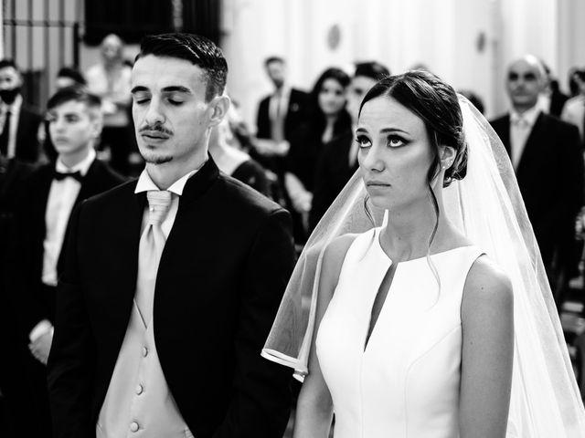 Il matrimonio di Alessio e Martina a Acquasparta, Terni 27
