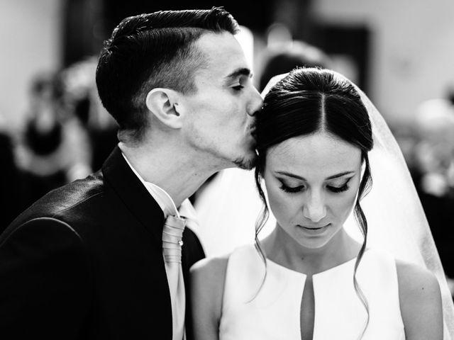 Il matrimonio di Alessio e Martina a Acquasparta, Terni 28