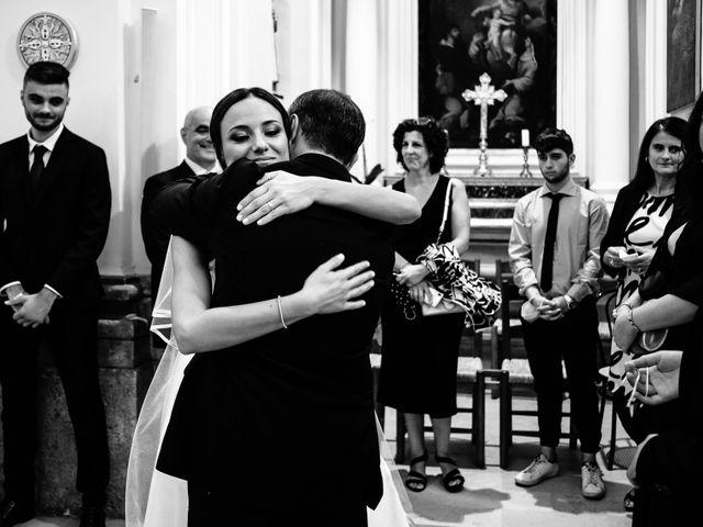 Il matrimonio di Alessio e Martina a Acquasparta, Terni 29