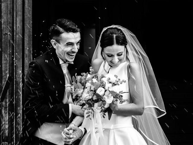 Il matrimonio di Alessio e Martina a Acquasparta, Terni 30