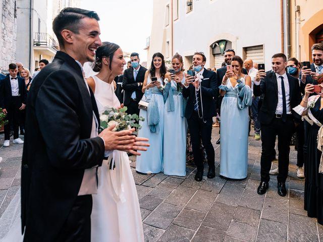 Il matrimonio di Alessio e Martina a Acquasparta, Terni 31