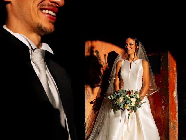 Il matrimonio di Alessio e Martina a Acquasparta, Terni 34