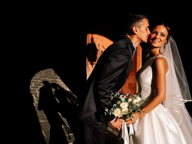 Il matrimonio di Alessio e Martina a Acquasparta, Terni 37