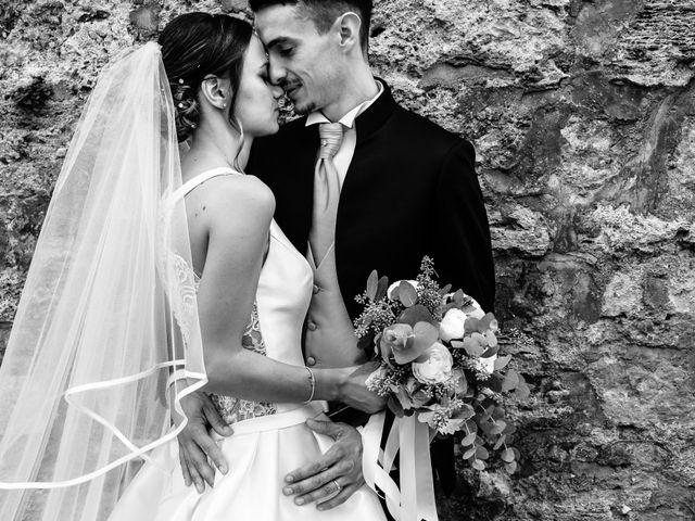 Il matrimonio di Alessio e Martina a Acquasparta, Terni 35