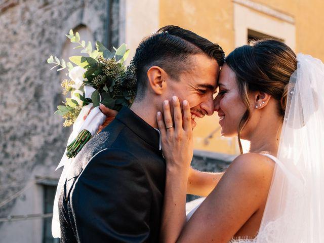 Il matrimonio di Alessio e Martina a Acquasparta, Terni 33