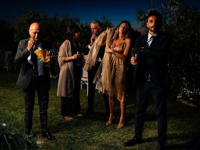 Il matrimonio di Alessio e Martina a Acquasparta, Terni 42