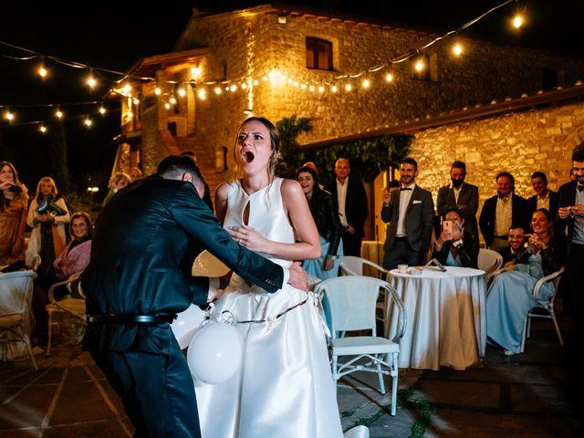 Il matrimonio di Alessio e Martina a Acquasparta, Terni 48