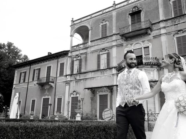 Il matrimonio di Cesare e Samuela a Gallarate, Varese 2