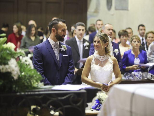 Il matrimonio di Cesare e Samuela a Gallarate, Varese 10