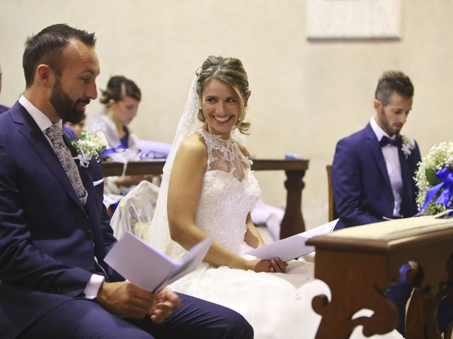 Il matrimonio di Cesare e Samuela a Gallarate, Varese 11