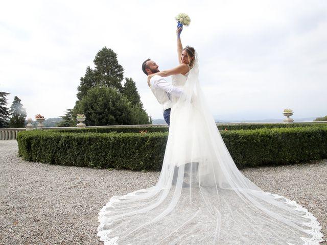 Il matrimonio di Cesare e Samuela a Gallarate, Varese 12