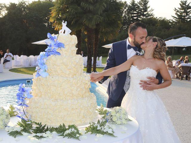 Il matrimonio di Cesare e Samuela a Gallarate, Varese 20