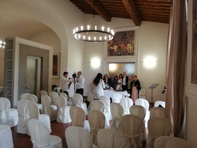 Il matrimonio di Marco e Elena a Montelupo Fiorentino, Firenze 7