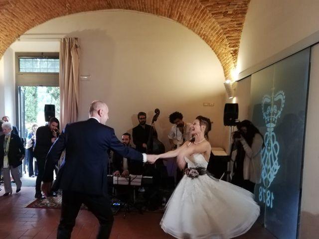 Il matrimonio di Marco e Elena a Montelupo Fiorentino, Firenze 8