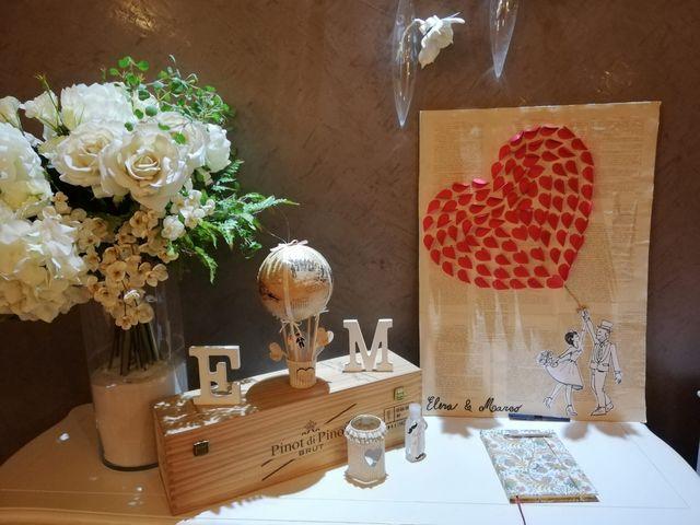 Il matrimonio di Marco e Elena a Montelupo Fiorentino, Firenze 9