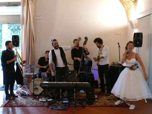 Il matrimonio di Marco e Elena a Montelupo Fiorentino, Firenze 10