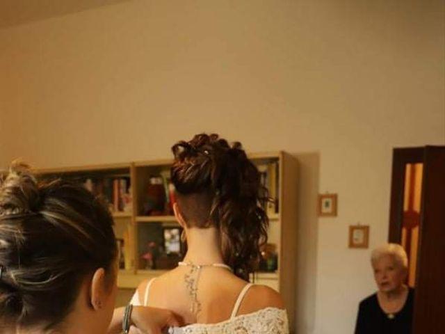 Il matrimonio di Marco e Elena a Montelupo Fiorentino, Firenze 14