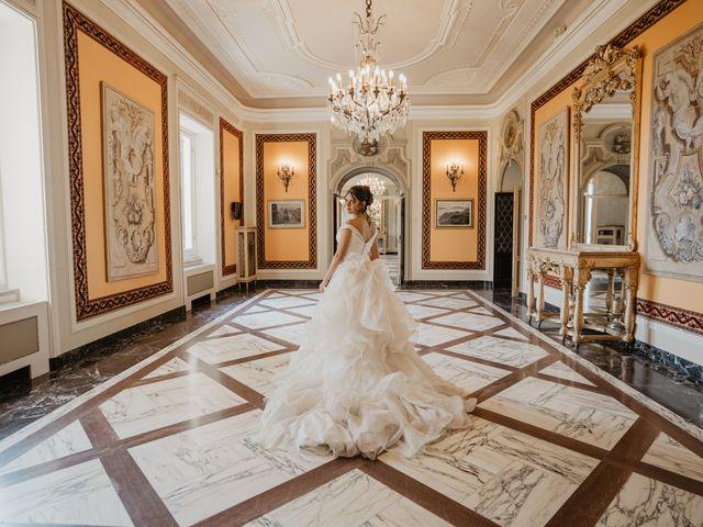 Il matrimonio di Alessandro e Silvia a Lerici, La Spezia 18