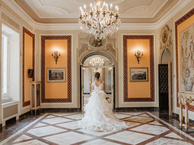 Il matrimonio di Alessandro e Silvia a Lerici, La Spezia 20